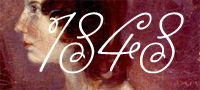 1848 - Death of Emily Bronte