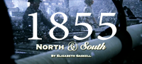 1855 - Elizabeth Gaskell's North and South is published