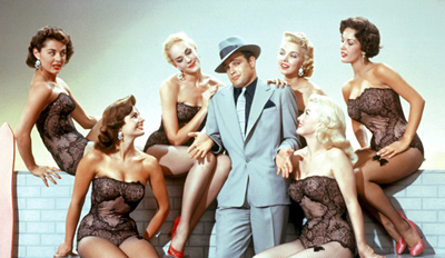 Guys and Dolls-Marlon Brando