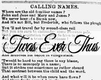 Essex Newsman - Saturday 16 June 1877