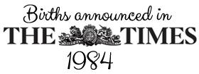 Times 1984