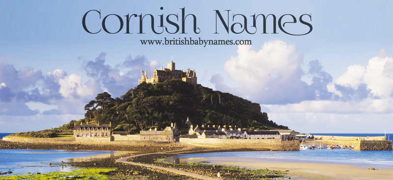 Cornish Names