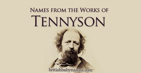 Tennyson Names