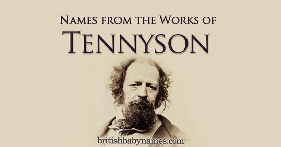 Tennyson Names