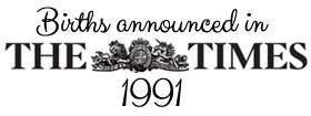 Times 1991