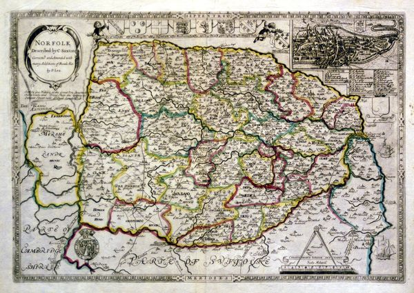 Norfolk - 17th century