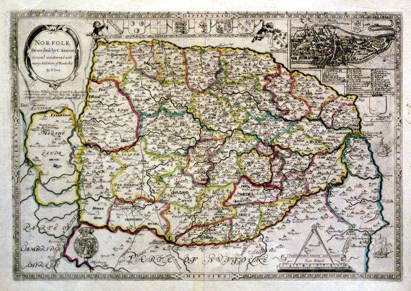 Norfolk - 17th century