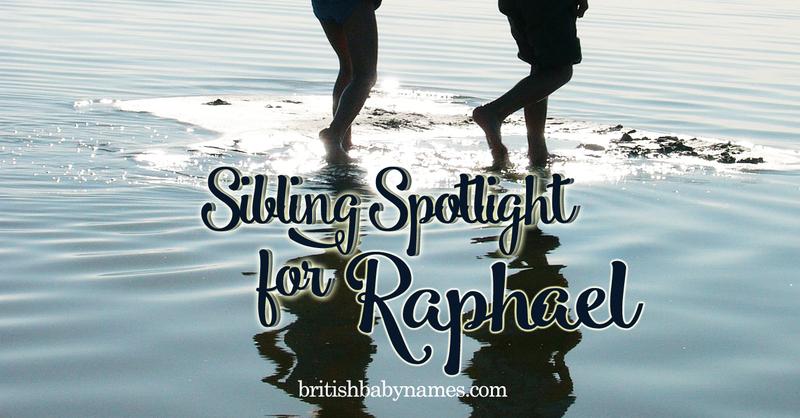 Sibling Spotlight Raphael