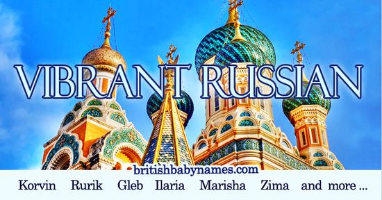 Vibrant Russian