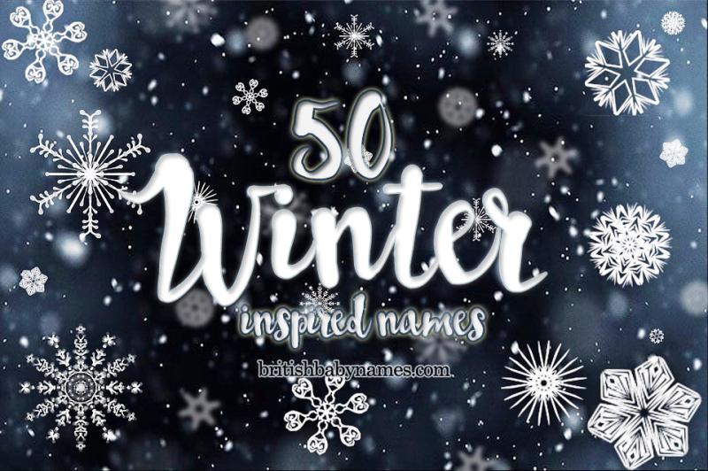 50 Winter Names