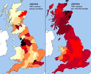 1881 James