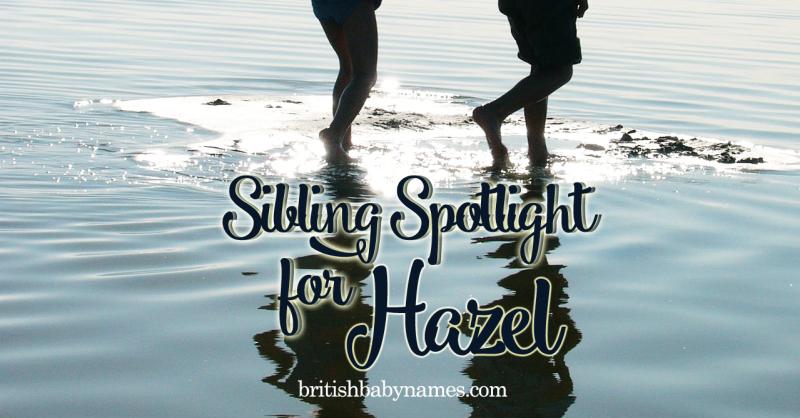 Sibling Spotlight Hazel