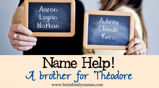 Name Help - Brother for Theodore