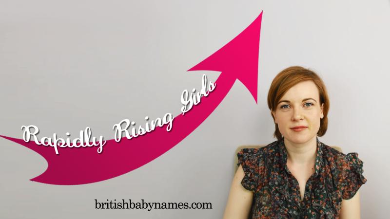 Rapidly Rising Girls
