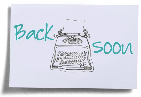 Back Soon (2014_12_02 19_22_25 UTC)