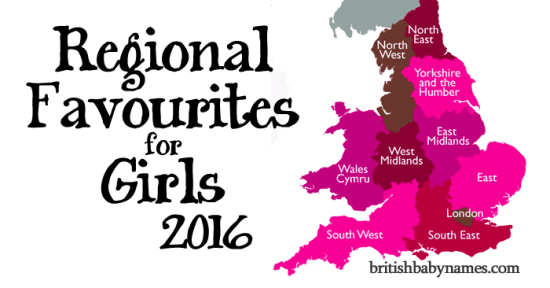 Regional Favourites Girls 2016