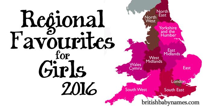 Regional Favourites Girls 2016