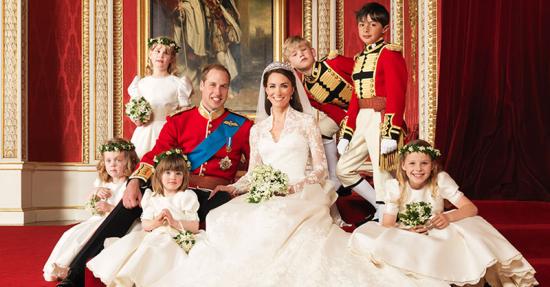 Prince William Attendants
