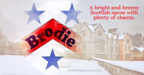 British Baby Names: Celtic Names