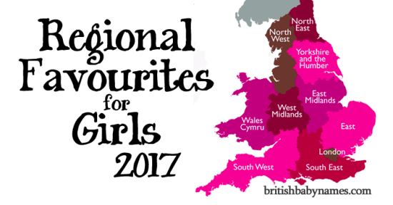 Regional Favourites Girls 2017