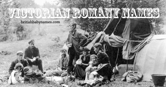 Victorian Romany Names - British Baby Names