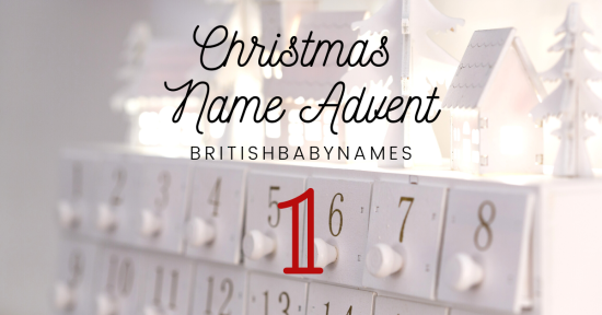 Copy of Name Advent (1)