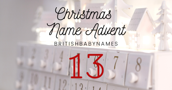 Copy of Name Advent (13)