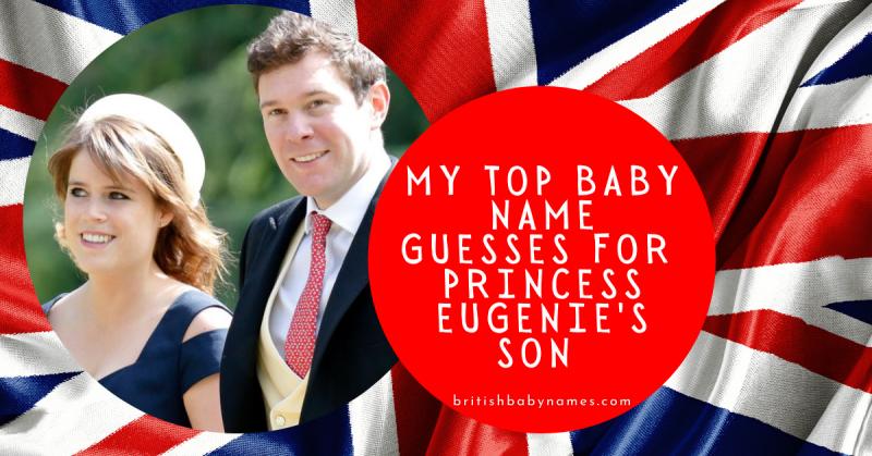 Eugenie Baby Name (1)