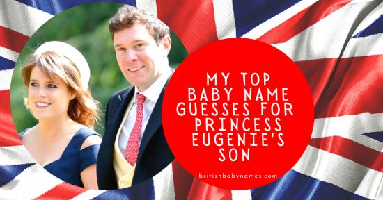 Eugenie Baby Name (3)