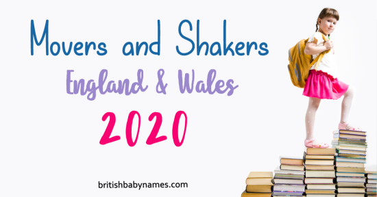 Movers and Shakers 2020