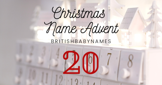 Copy of Name Advent (20)